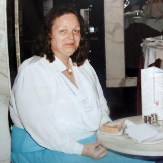 41 jaar, negen jaar later: ca. 120 kilo