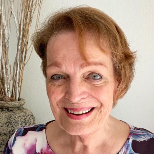 Paula de Bruin in augustus 2019